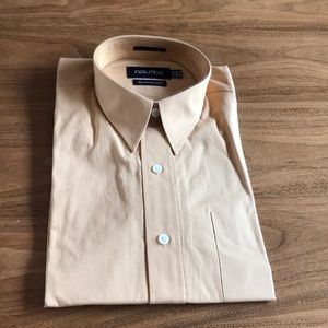 NWT Nautica Men's Shirt 16 32/33